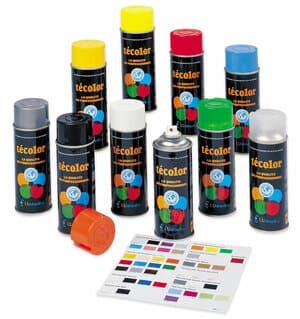 peinture aérosol